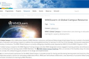 WMO Learn