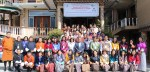 TROP ICSU Workshop for teachers at Bhutan, Asia in February 2019