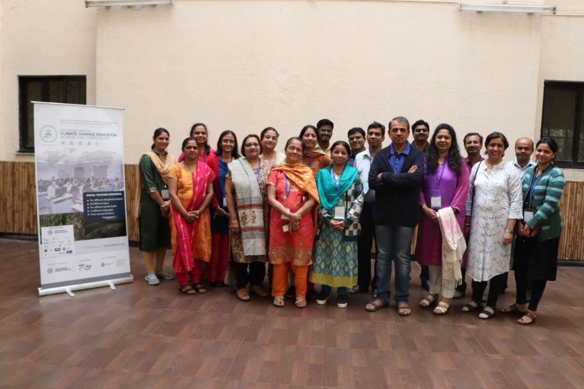 TROP ICSU : Climate Change Education Across the CurriculumTROP ICSU
