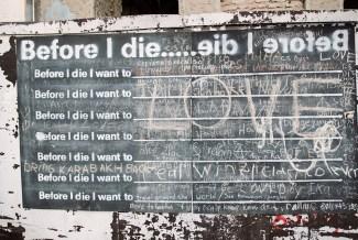 Ale zanim umrę...