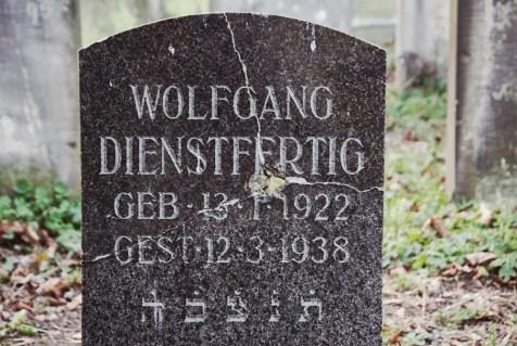 stary cmentarz zydowski