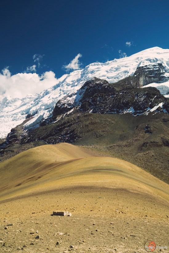 tęczowa góra