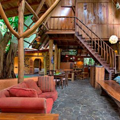 Furniture Set Up Living Room Partition For Costa Rica's Best Caribbean Beach Lodges | Tropixtraveler