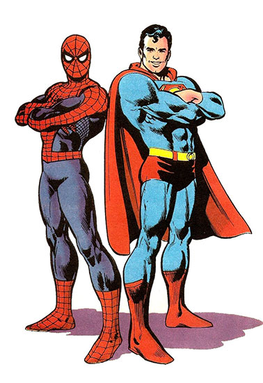 spidey-and-superman