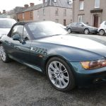 98 Bmw Z3 Roadster 1 9 Convertible M Sport Styling Future Classic Troqueer Garage Dumfries