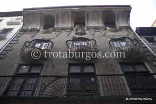 PALACIO DE LOS SAN CRISTÓBAL EN ESTELLA