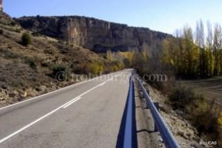 CARRETERA HACIA GEA DE ALBARRACÍN