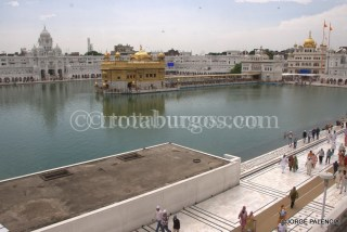 GOLDEN TEMPLE EN AMRITSAR