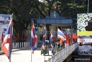 MAE SAI, FRONTERA DE TAILANDIA CON MYANMAR