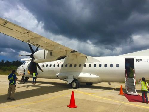 Flight - El Nido - Palawan - Philippines