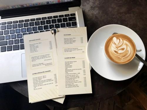 café in marais paris le cafeotheque