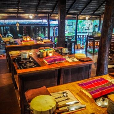 Chiang Mai thailande cours de cuisine