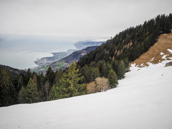 Suisse Rochers de Naye