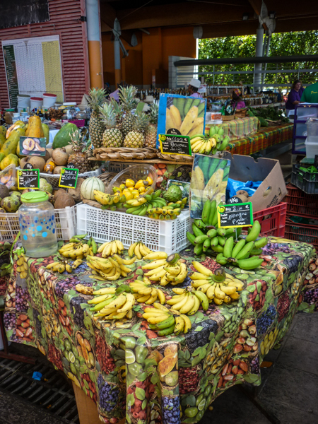 marché guadeloupe