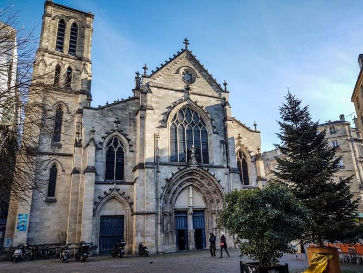 cathédrale st pierre bordeaux