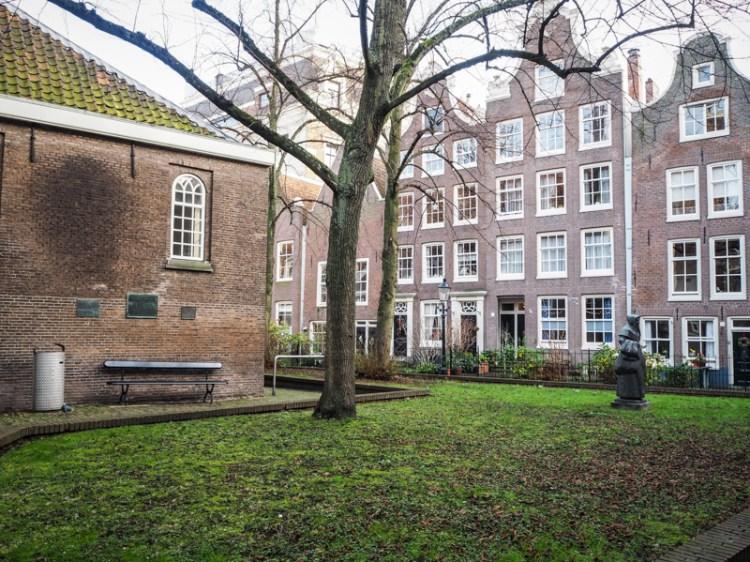 Beguinage Amsterdam