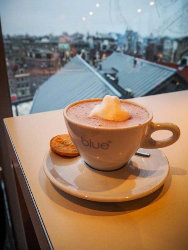Blue Lounge Amsterdam
