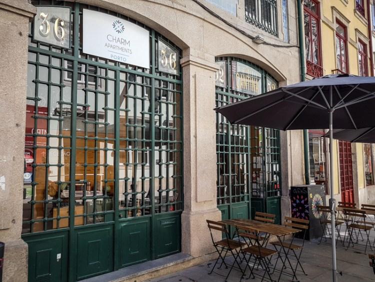 Porto cantina 32