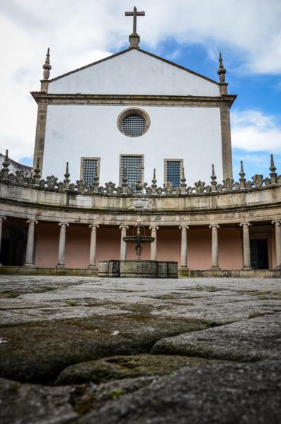 PORTO Monastère