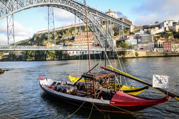 PORTO Pont portugal
