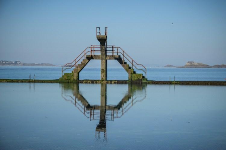 Saint Malo piscine naturelle