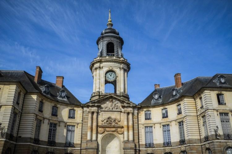 la mairie Rennes