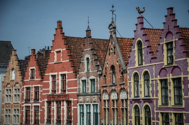 Bruges Belgique blog voyage Trotteurs Addict Markt