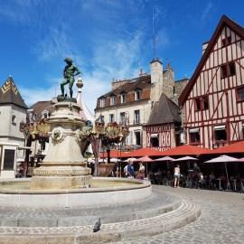Visiter Dijon, c'est chouette