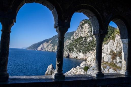 portovenere italie falaises ligurie blog voyage