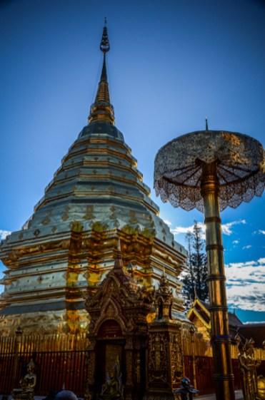 chiang mai temple thailande doi suthep