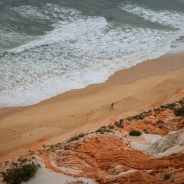 algarve praia de falesia