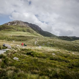Irlande : De Galway au Connemara