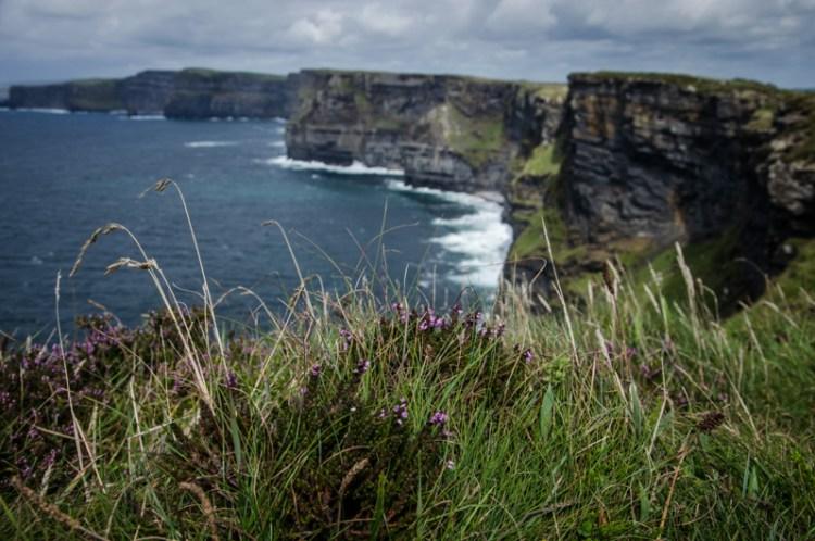 falaises de moher séjour irlande