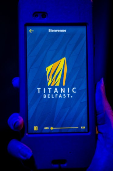 titanic musée belfast
