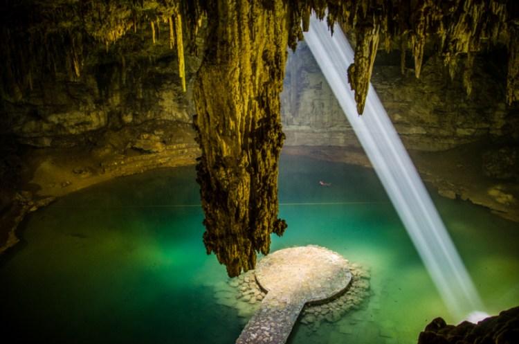 cenote suytun yucatan