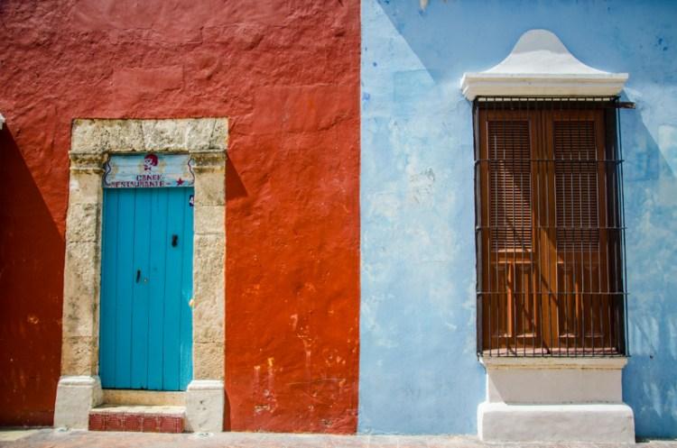 façades campeche