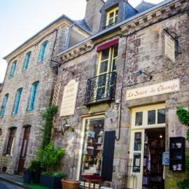 Une journée à Bécherel, Cité du livre