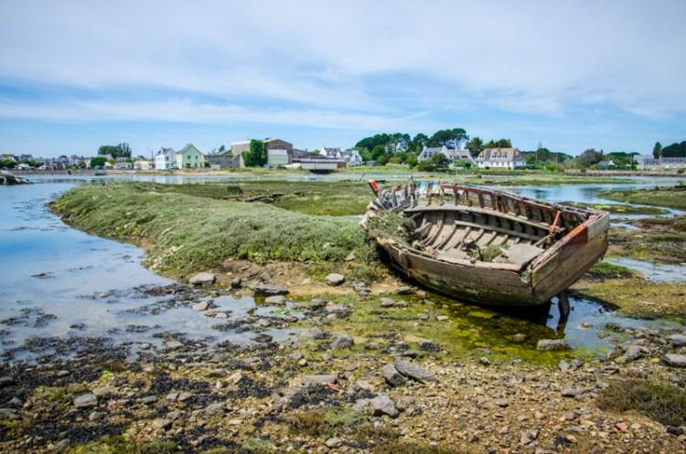cimetiere de bateaux le guilvinec