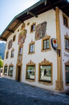Oberammergau baviere
