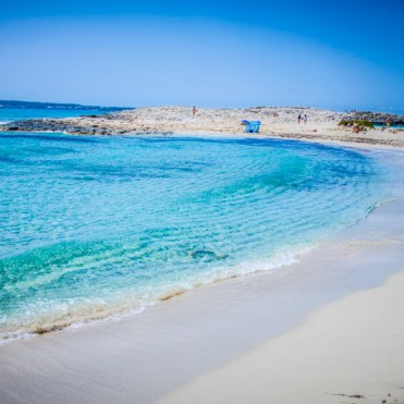 formentara illetes plage