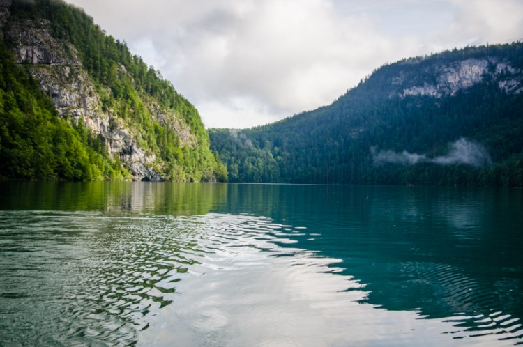 konigsee allemagne lac