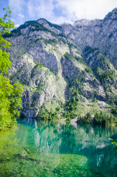 obersee lac baviere