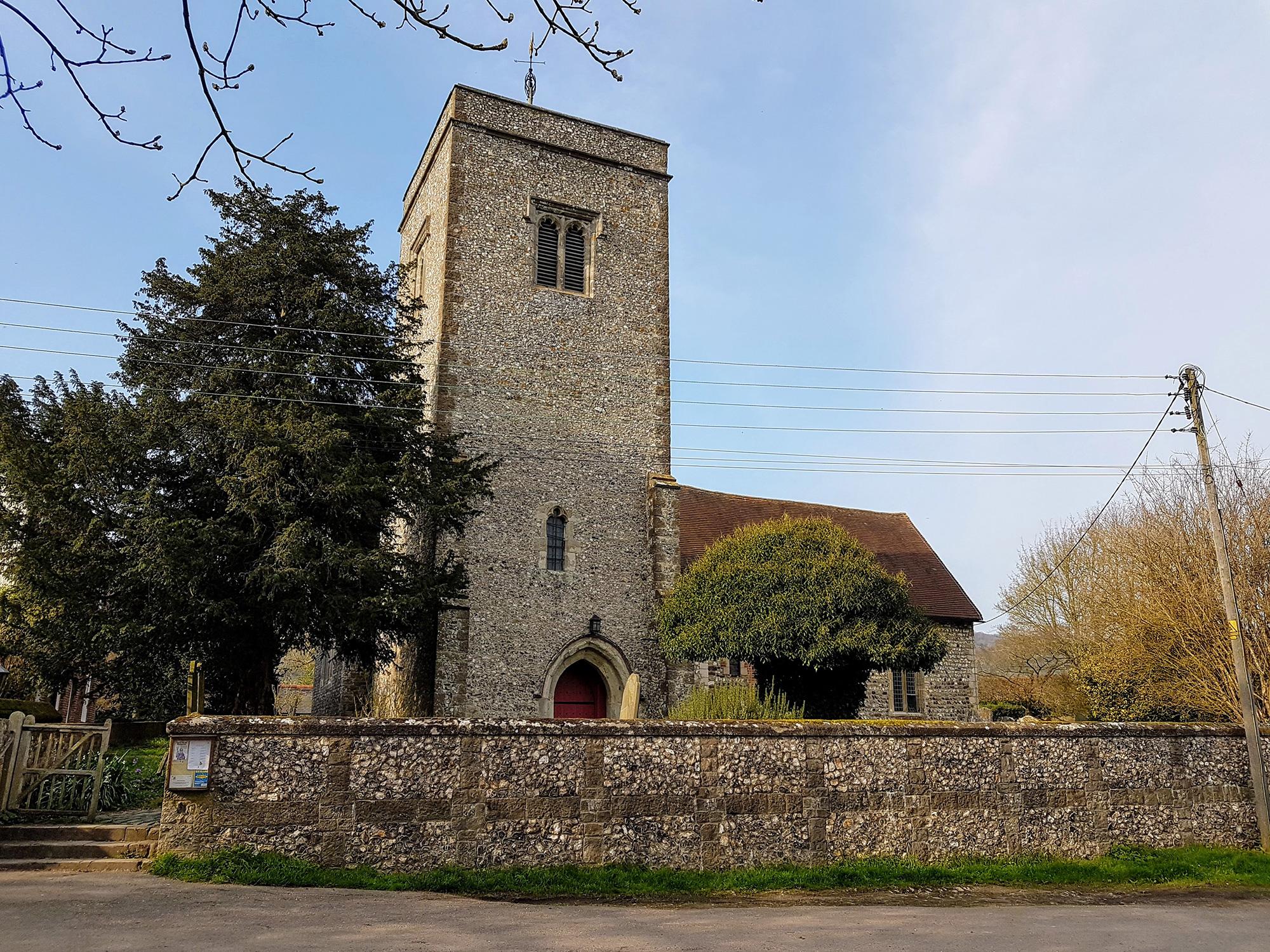St Peter & St Paul Church, Trottiscliffe