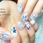 女孩夏日必看美甲造型錄 簡單的30種創意指甲彩繪~~💅💅