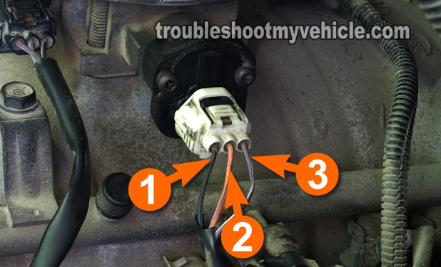 1996 Jeep Cherokee Ignition Wiring Diagram Part 3 How To Test The Throttle Position Sensor Tps