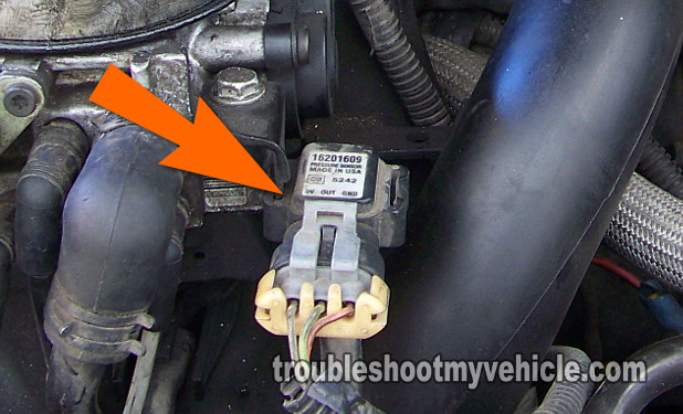 1997 Jeep Grand Cherokee Ignition Coil Wiring Diagram Part 1 How To Test The Map Sensor Gm 2 4l Quad 4