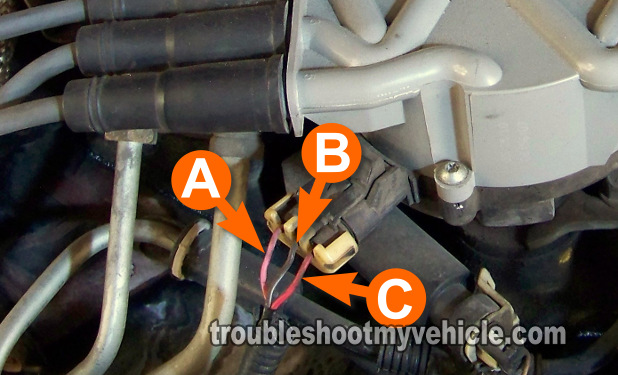 1996 Grand Cherokee Alternator Wiring Harness Part 1 How To Test The Cam Sensor Diagnostic Trouble