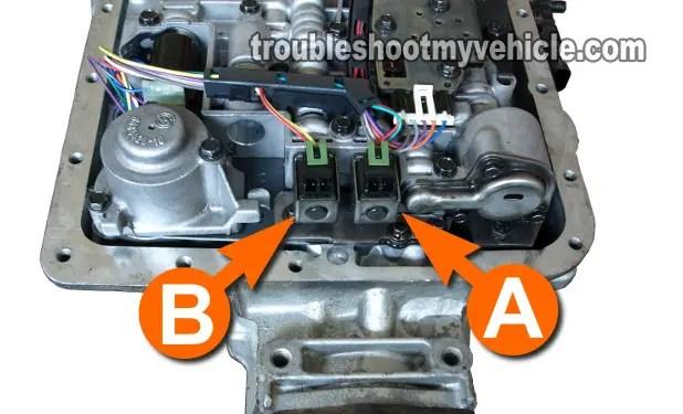 4l60e And 4l80e Shift Solenoid Wiring Schematics 23 Shift Solenoid