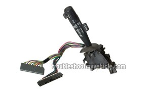 Part 1 How to Test the Wiper Switch (Step by Step)