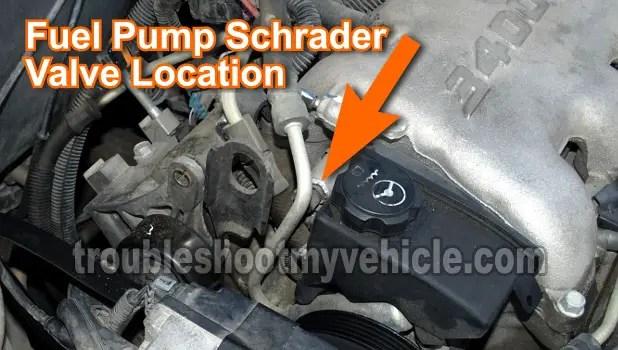1996 Grand Cherokee Door Lock Wiring Harness Part 2 How To Test The Fuel Pump No Start Tests Gm 3 1l